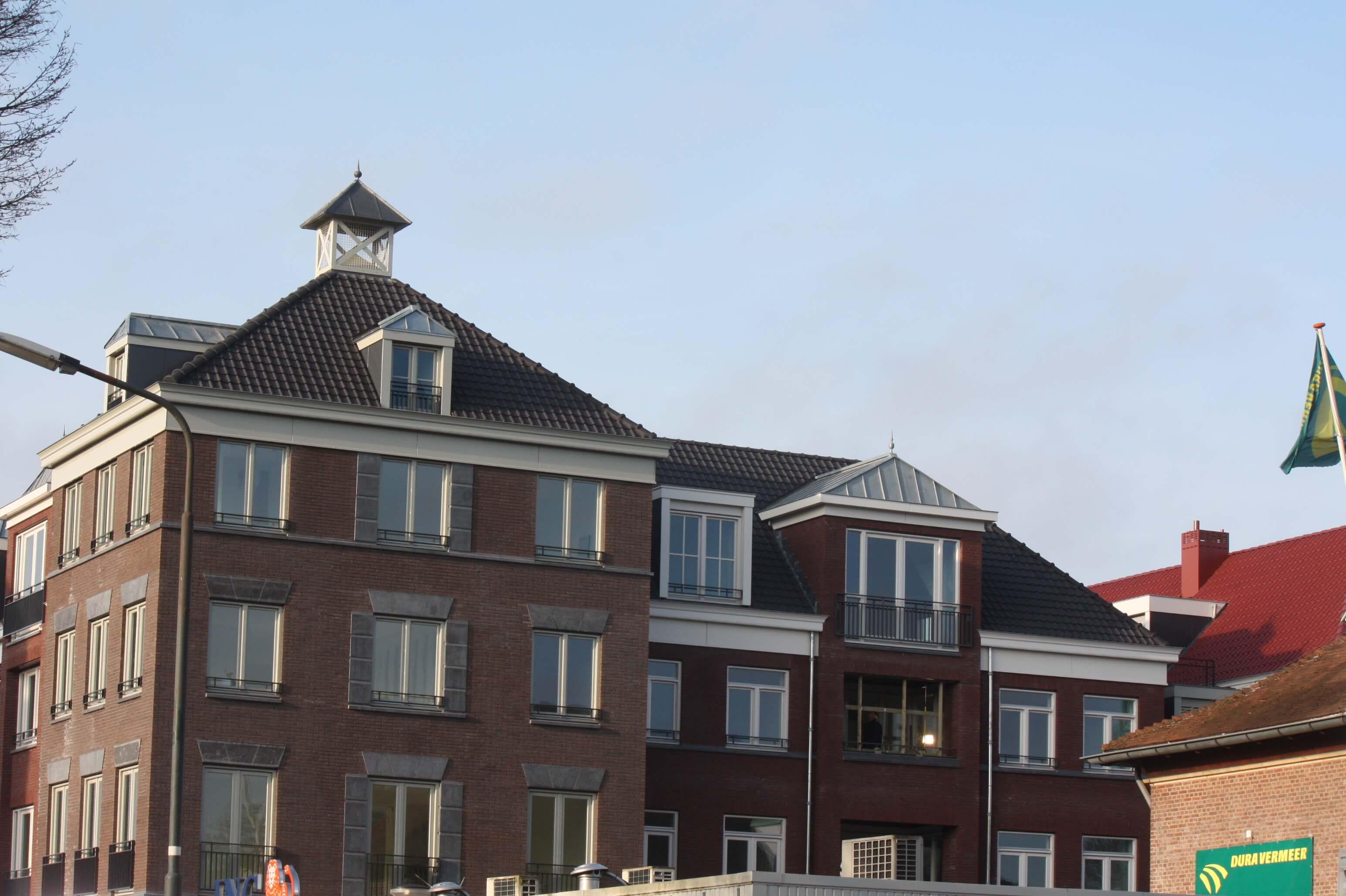 Centrumplan Vught - Dura Vermeer Bouw te Rosmalen